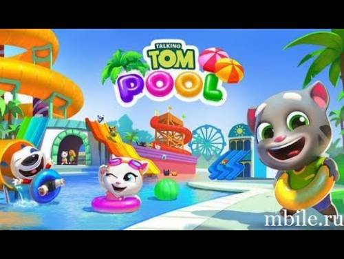 Talking Tom Pool: Enredo do jogo