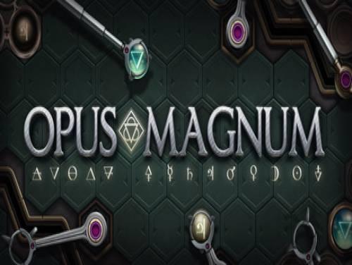 Opus Magnum: Enredo do jogo