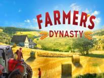 Farmer's Dynasty: +4 Trainer (0.995b.2018): Elementos ilimitado, Trocar Dinheiro e Mudança Social Pontos
