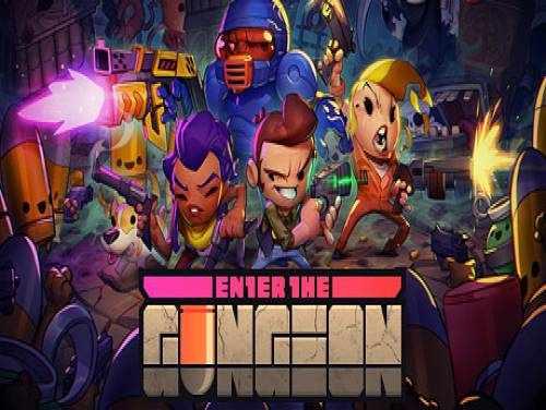 Enter The Gungeon: Trama del Gioco