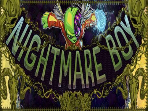 Nightmare Boy: Trama del Gioco