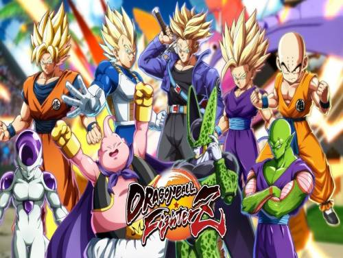 Dragon Ball FighterZ: Parcela do Jogo