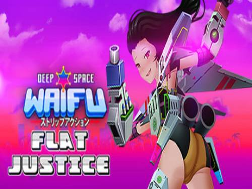 Deep Space Waifu: Flat Justice: Plot of the Game