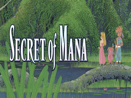 Secret of Mana: Trama del Gioco