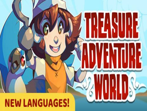 Treasure Adventure World: Trama del Gioco