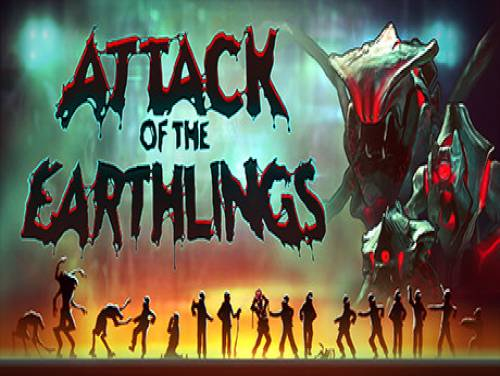 Attack of the Earthlings: Trama del Gioco