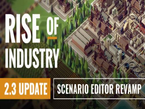 Rise of Industry: Trama del Gioco