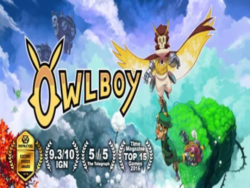 Owlboy: Trama del Gioco