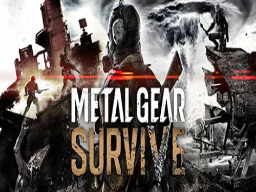 Metal Gear Survive: Trama del Gioco