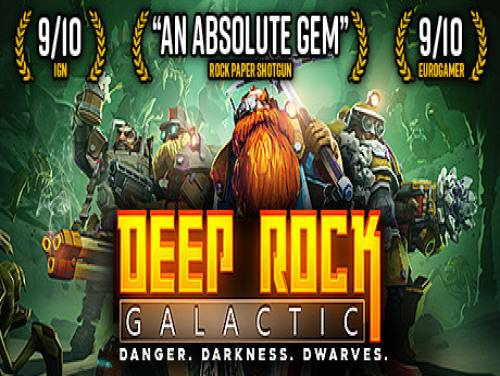 Deep Rock Galactic: Intrigue du Jeu