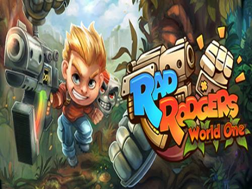 Rad Rodgers: World One: Trama del Gioco