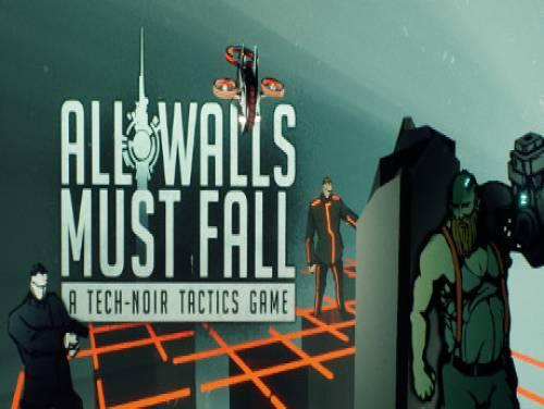 All Walls Must Fall: Trama del Gioco