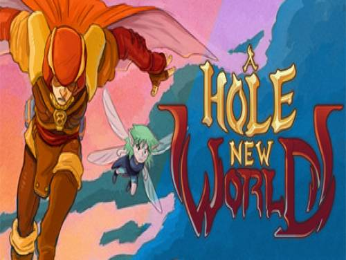 A Hole New World: Parcela do Jogo