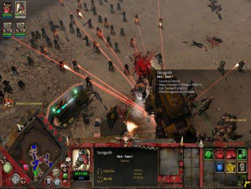 Warhammer 40,000: Dawn of War - Soulstorm: Plot of the Game