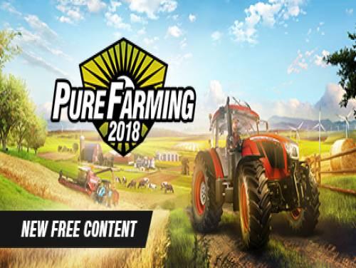 Pure Farming 2018: Videospiele Grundstück