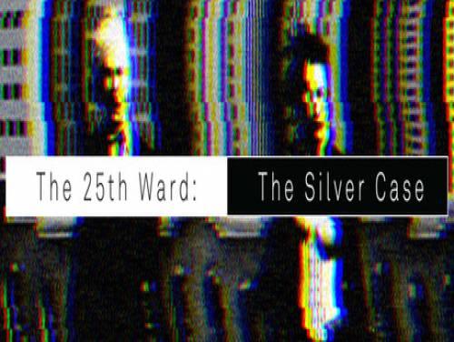 The 25th Ward: The Silver Case: Trame du jeu