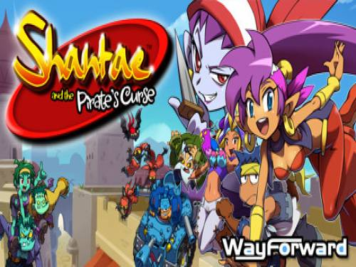 Shantae and the Pirate's Curse: Trama del Gioco