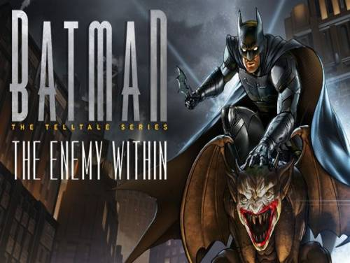 Batman: The Enemy Within: Trama del Gioco