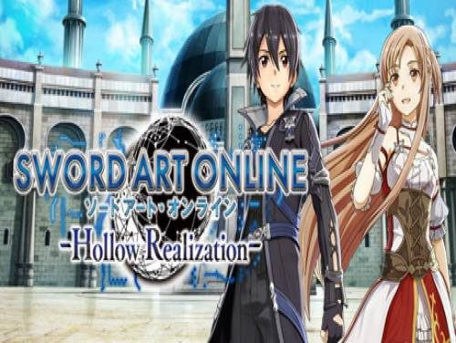 Sword Art Online Re: Hollow Fragment: участок Видеоигра