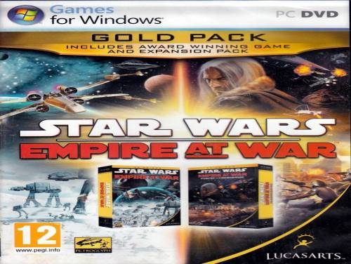 Star Wars: Empire at War - Forces of Corruption: Trama del Gioco