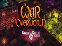 War for the Overworld: +4 Trainer (2.02): Modifica Oro, Modifica Peccati e Modifica Mana