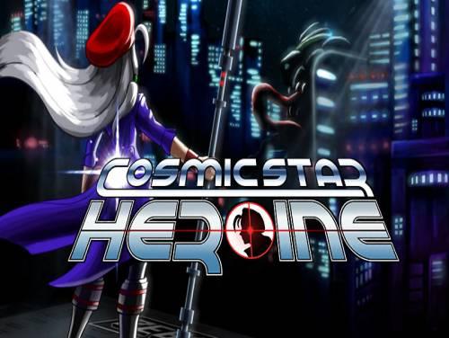 Cosmic Star Heroine: Enredo do jogo