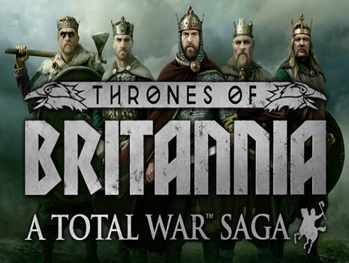 Total War Saga: Thrones of Britannia: Plot of the Game