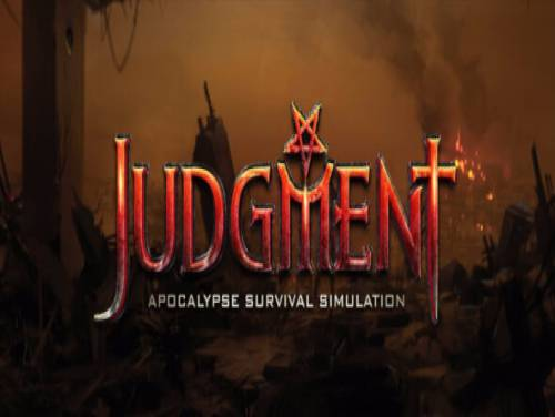 Judgment: Apocalypse Survival Simulation: Plot of the Game