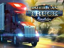 American Truck Simulator: +7 Trainer (1.36.0.153 (64-BIT)): Infinite Fuel, No Damage and Change Money