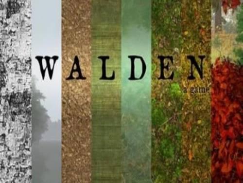 Walden, A Game: Trama del Gioco