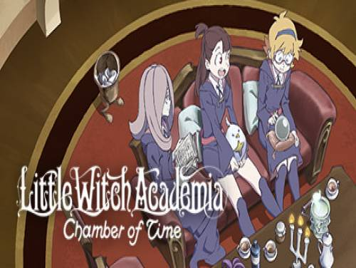 Little Witch Academia: Chamber of Time: Trama del Gioco
