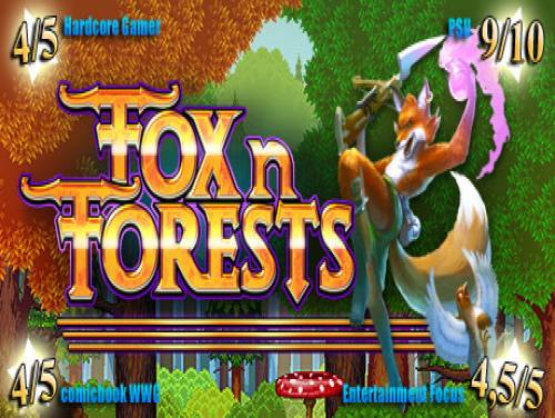 Fox n Forests: Trama del Gioco