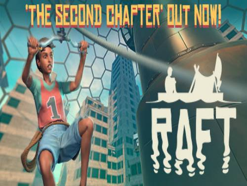 Raft: Сюжет игры