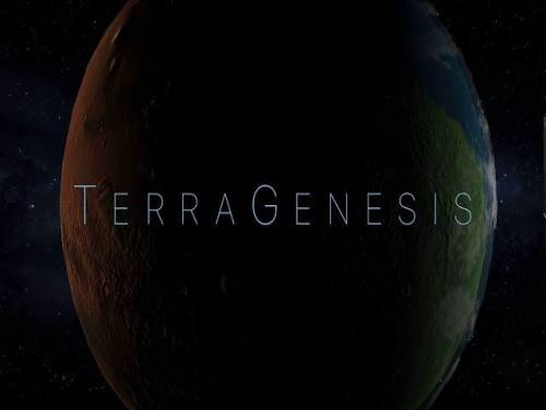 TerraGenesis: Enredo do jogo