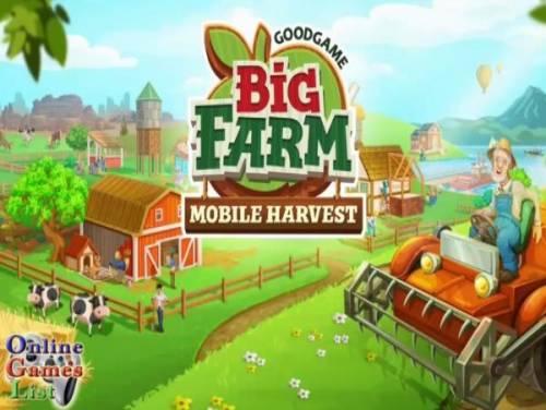 Big Farm: Mobile Harvest: Enredo do jogo