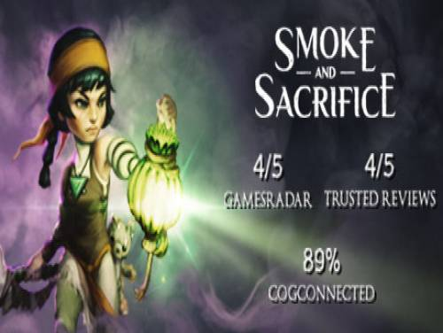 Smoke And Sacrifice: Trama del Gioco
