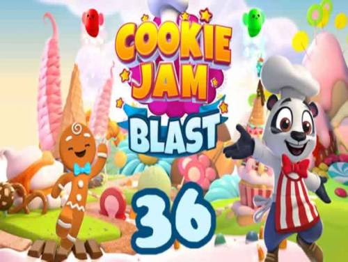 Cookie Jam Blast: Trama del Gioco