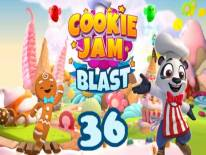 Cheats and Cheat Codes of Cookie Jam Blast for IPHONE / ANDROID Various tips to overcome the Levels