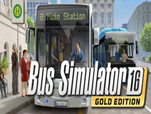 Bus Simulator 16: Trama del Gioco