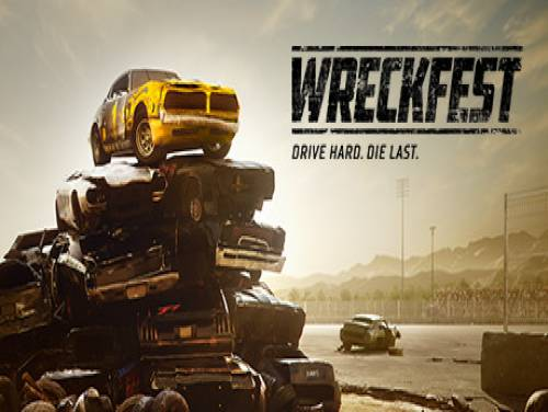 Wreckfest: Trama del Gioco