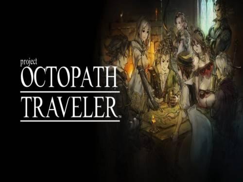Octopath Traveler: Parcela do Jogo