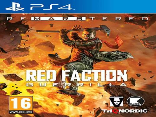 Red Faction: Guerrilla Re-Mars-tered: Trama del Gioco