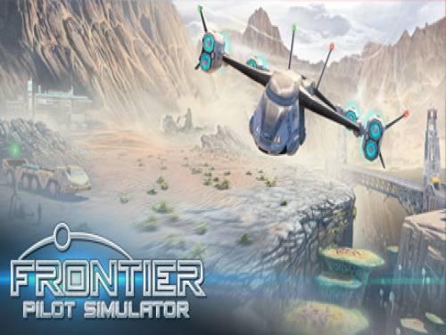Frontier Pilot Simulator: Trama del Gioco