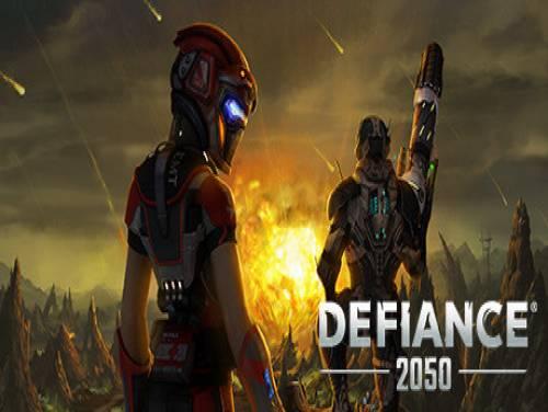 Defiance 2050: Trama del Gioco