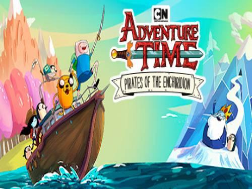 Adventure Time: Pirates of the Enchiridion: Enredo do jogo