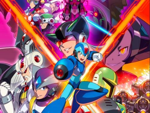 Mega Man X Legacy Collection 2: Trama del Gioco