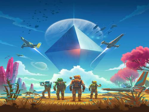 No Man's Sky NEXT: Enredo do jogo