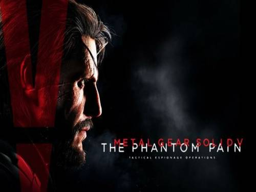 Metal Gear Solid V The Phantom Pain: Trama del Gioco