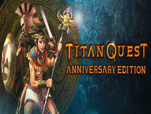 Titan Quest: Anniversary Edition: Parcela do Jogo