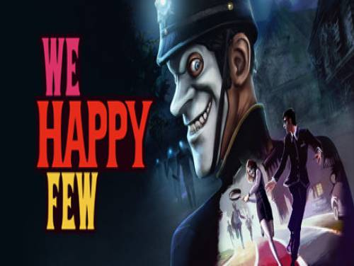 We Happy Few: Trama del Gioco